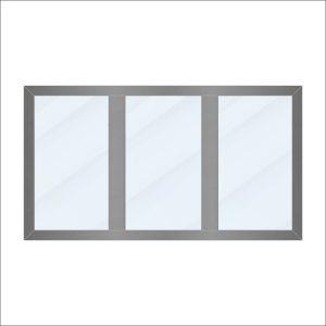 Witryna aluminiowa Aluprof