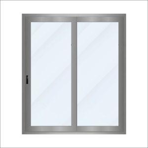 Aluminiowe drzwi podnoszono-przesuwne