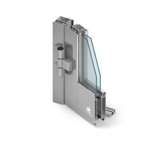 aluminiowy system MB-60